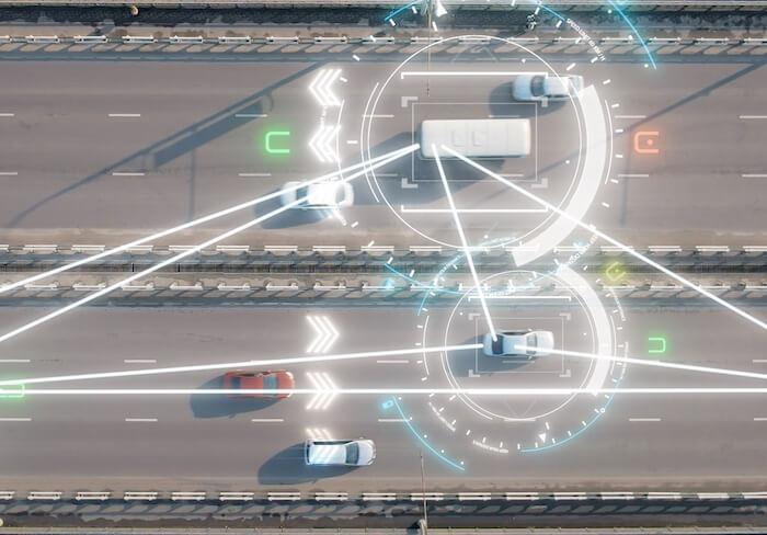 Разработки в области контроля дорожного движения